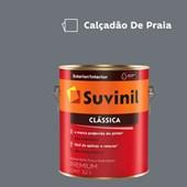Tinta Acrílica Premium Fosco Aveludado Clássica Calçadão de Praia 3,2L Suvinil