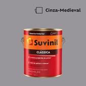 Tinta Acrílica Premium Fosco Aveludado Clássica Cinza Medieval 3,2L Suvinil