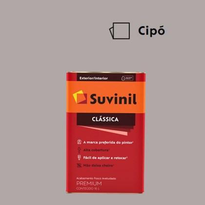 Tinta Acrílica Premium Fosco Aveludado Clássica Cipó 16L Suvinil