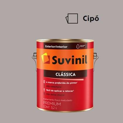 Tinta Acrílica Premium Fosco Aveludado Clássica Cipó 3,2L Suvinil