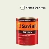 Tinta Acrílica Premium Fosco Aveludado Clássica Creme de Arroz 800ml Suvinil