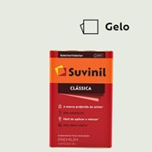 Tinta Acrílica Premium Fosco Aveludado Clássica Gelo 18L Suvinil