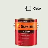 Tinta Acrílica Premium Fosco Aveludado Clássica Gelo 3,6L Suvinil
