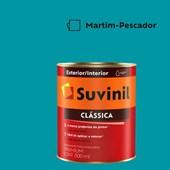 Tinta Acrílica Premium Fosco Aveludado Clássica Martim Pescador 800ml Suvinil