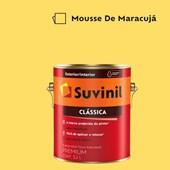 Tinta Acrílica Premium Fosco Aveludado Clássica Mousse de Maracujá 3,2L Suvinil