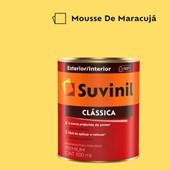 Tinta Acrílica Premium Fosco Aveludado Clássica Mousse de Maracujá 800ml Suvinil