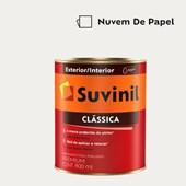 Tinta Acrílica Premium Fosco Aveludado Clássica Nuvem de Papel 800ml Suvinil
