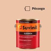 Tinta Acrílica Premium Fosco Aveludado Clássica Pêssego 3,6L Suvinil