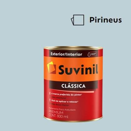 Tinta Acrílica Premium Fosco Aveludado Clássica Pirineus 800ml Suvinil