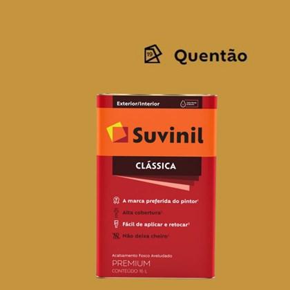 Tinta Acrílica Premium Fosco Aveludado Clássica Quentão 16L Suvinil