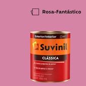 Tinta Acrílica Premium Fosco Aveludado Clássica Rosa Fantástico 800ml Suvinil