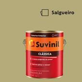 Tinta Acrílica Premium Fosco Aveludado Clássica Salgueiro 3,2L Suvinil