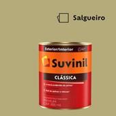 Tinta Acrílica Premium Fosco Aveludado Clássica Salgueiro 800ml Suvinil