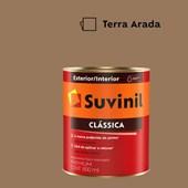 Tinta Acrílica Premium Fosco Aveludado Clássica Terra Arada 800ml Suvinil