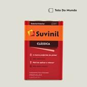 Tinta Acrílica Premium Fosco Aveludado Clássica Teto do Mundo 16L Suvinil