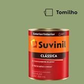 Tinta Acrílica Premium Fosco Aveludado Clássica Tomilho 800ml Suvinil