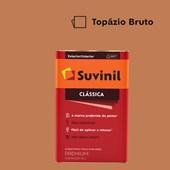 Tinta Acrílica Premium Fosco Aveludado Clássica Topázio Bruto 16L Suvinil