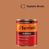 Tinta Acrílica Premium Fosco Aveludado Clássica Topázio Bruto 800ml Suvinil