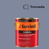 Tinta Acrílica Premium Fosco Aveludado Clássica Trovoada 3,2L Suvinil
