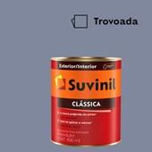Tinta Acrílica Premium Fosco Aveludado Clássica Trovoada 800ml Suvinil