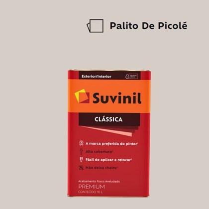 Tinta Acrílica Premium Fosco Aveludado Palito de Picolé 16L Suvinil