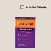 Tinta Acrílica Premium Fosco Completo Algodão Egípcio 18L Suvinil