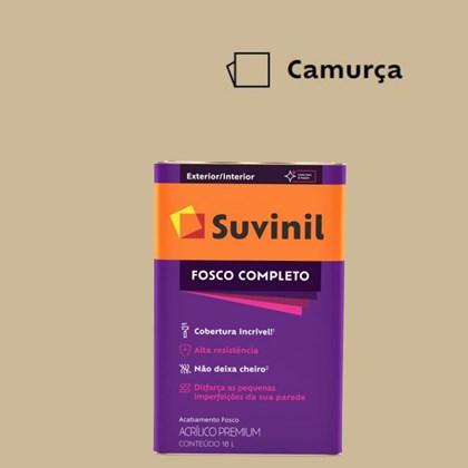 Tinta Acrílica Premium Fosco Completo Camurça 18L Suvinil