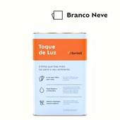 Tinta Acrílica Premium Semibrilho Toque de Luz Branco Neve 18L Suvinil