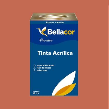 Tinta Acrílica Semi-Brilho B87 Romeu e Julieta 16L Bellacor