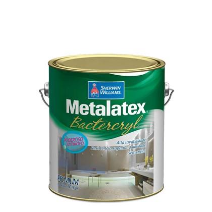 Tinta Acrílica Semi Brilho Branco Metalatex Bactercryl 3,6L - Sherwin Williams