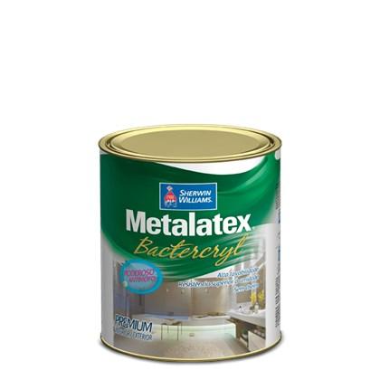Tinta Acrílica Semi Brilho Branco Metalatex Bactercryl 800ml - Sherwin Williams