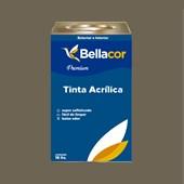 Tinta Acrílica Semi-Brilho C106 Ganache 16L Bellacor