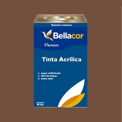 Tinta Acrílica Semi-Brilho C111 Chilli 16L Bellacor