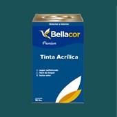 Tinta Acrílica Semi-Brilho C47 Azul Pernambuco 16L Bellacor