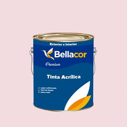 Tinta Acrílica Semi-Brilho Premium A05 Tutti-Frutti 3,2L Bellacor