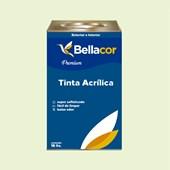 Tinta Acrílica Semi-Brilho Premium A32 Verde Noronha 16L Bellacor