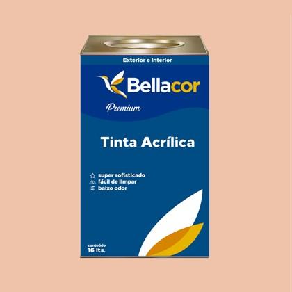 Tinta Acrílica Semi-Brilho Premium A53 Dançarina 16L Bellacor