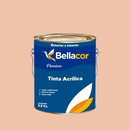 Tinta Acrílica Semi-Brilho Premium A53 Dançarina 3,2L Bellacor