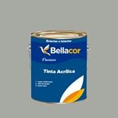 Tinta Acrílica Semi-Brilho Premium A71 Canção Verde 3,2L Bellacor