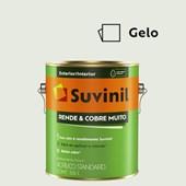 Tinta Acrílica Standard Fosco Rende e Cobre Muito  Gelo 3,6L Suvinil