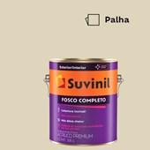 Tinta Acrílico Fosco Completo Palha 3,6L Suvinil