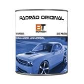 Tinta Automotiva Base Poliéster Cinza Bluet GM07 900ml Bt Refinish