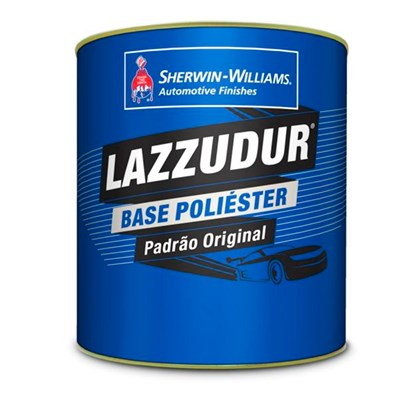 TINTA AUTOMOTIVA BASE POLIÉSTER MAGNETIC GRAY TOY 08 - 900ML LAZZURIL