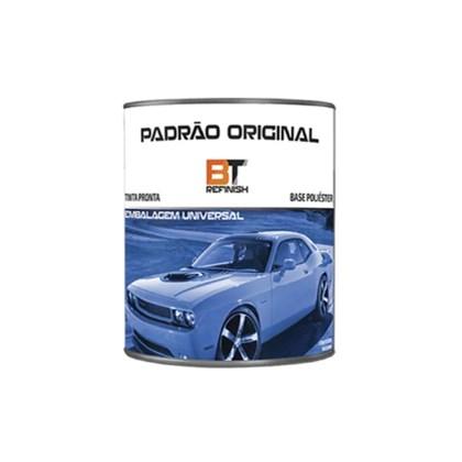 Tinta Automotiva Base Poliéster Prata Imperial  VW 97 900ml Bt Refinish