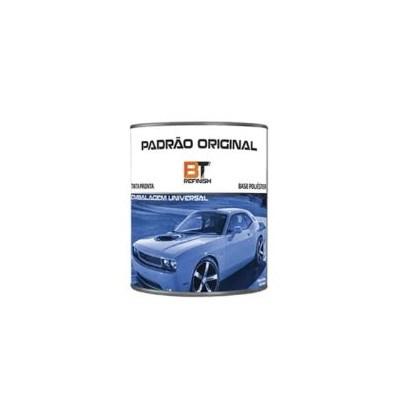 Tinta Automotiva Base Poliéster Prata Rivieira Ford 05 900ML - BT Refinish
