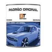 Tinta Automotiva Base Poliéster Preto Vesuvio Fiat 01 900ML - BT Refinish