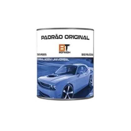 Tinta Automotiva Cinza Cromo Fiat08 900Ml
