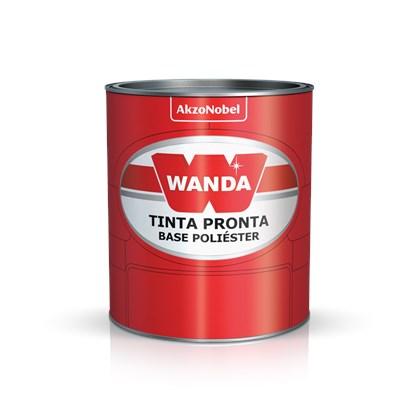 Tinta Automotiva PU Branco Mbb94 900ml - Wanda