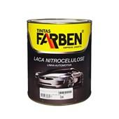 Tinta Automotivo Duco Preto Fosco 3,6L - Farben