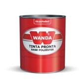 Tinta Base Automotiva Cinza Vulcan VW09 900ml - Wanda